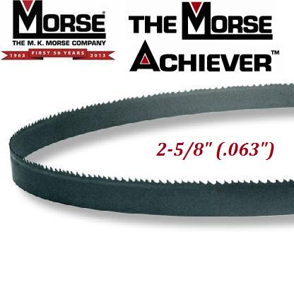 "The Morse Achiever Production Bi-Metal Blade 2-5/8"" (.063"")"