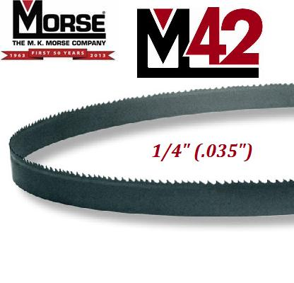 "M42 Production Bi-Metal Blade 1/4"" (.035"")"