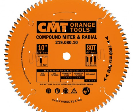 Cmt Orange Tools Circular Saw Blades And Woodworking