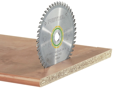 Fine-tooth Saw Blade 495377 (TS 55)