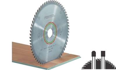 Solid Surface/Laminate Saw Blade 495382 (TS 75)
