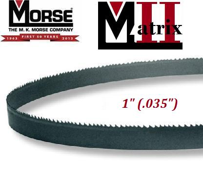 "Martix II General Purpose Bi-Metal Blade 1"" (.035"")"