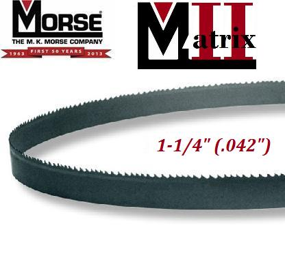 "Martix II General Purpose Bi-Metal Blade 1-1/4"" (.042"")"