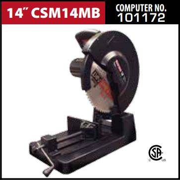 "Metal Devil NXT 14"" Machine Kit CSM14MB"
