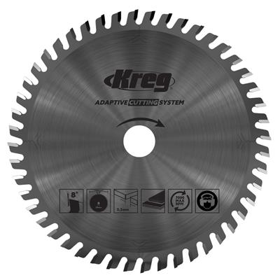 Kreg Adaptive Cutting System 48 Tooth Saw Blade ACS705