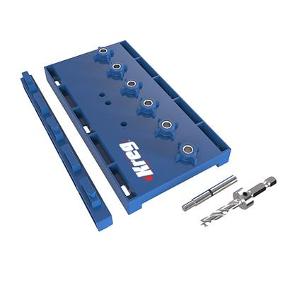 "Shelf Pin Jig with ¼"" (6mm) Drill Bit KMA3200"