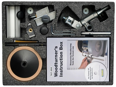 Woodturners Accessory Kit